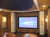 Home Theater in east cobb county, GA