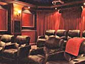 Home Theater in Alpharetta, GA